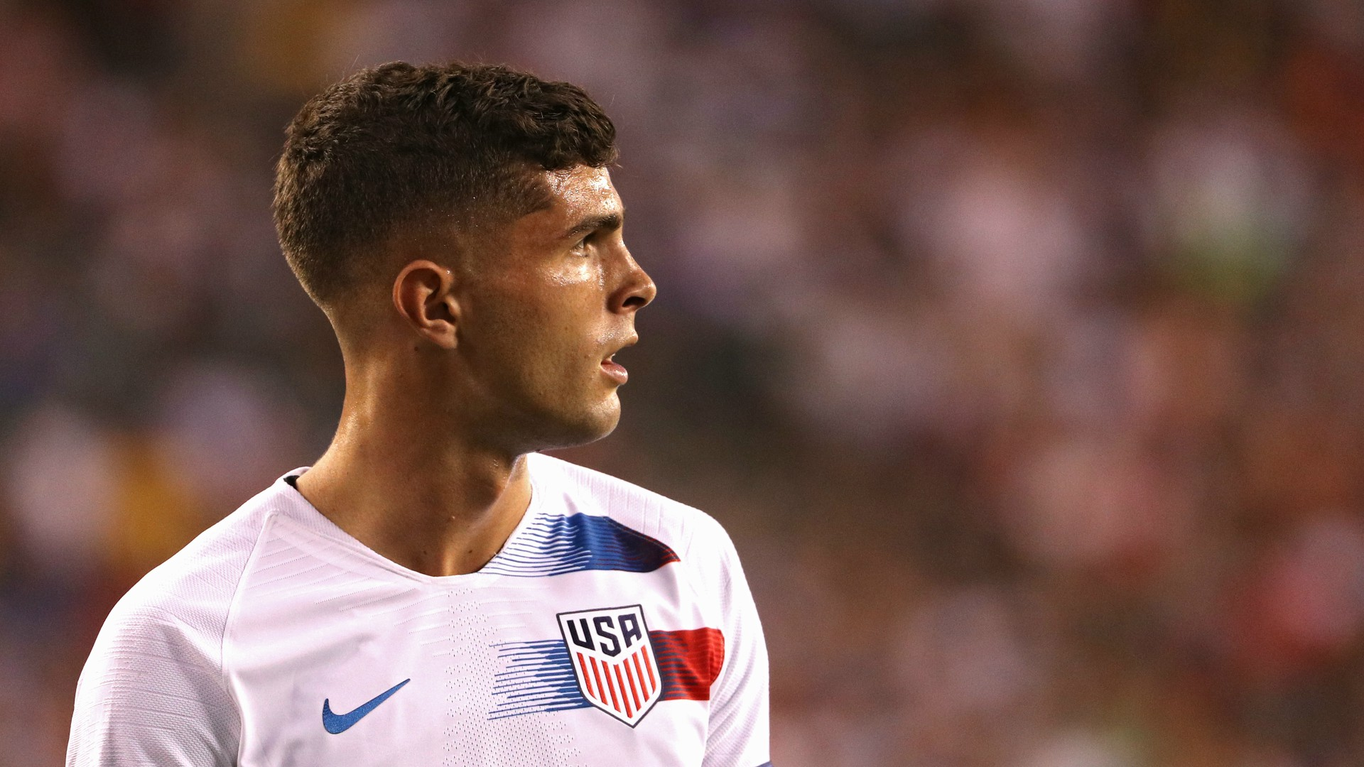 Pulisic USMNT Gold Cup