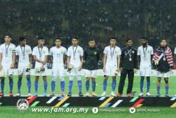 Malaysia U22, SEA Games, 29082017