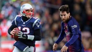 Tom Brady Lionel Messi