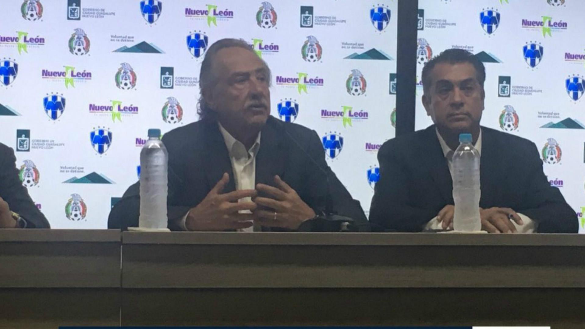 Presentan oficialmente la candidatura del Estadio de Rayados para mundial 2026