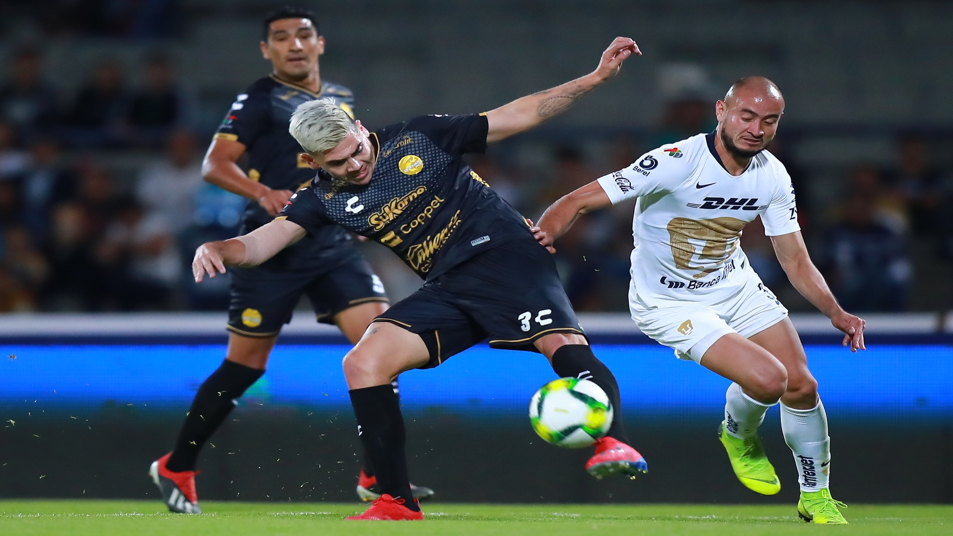 Pumas Dorados Copa MX
