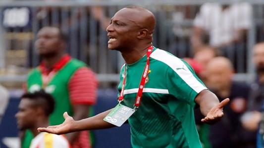 Ghana coach Appiah