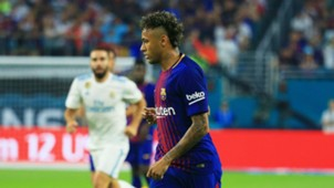 Neymar Barcelona Real Madrid ICC