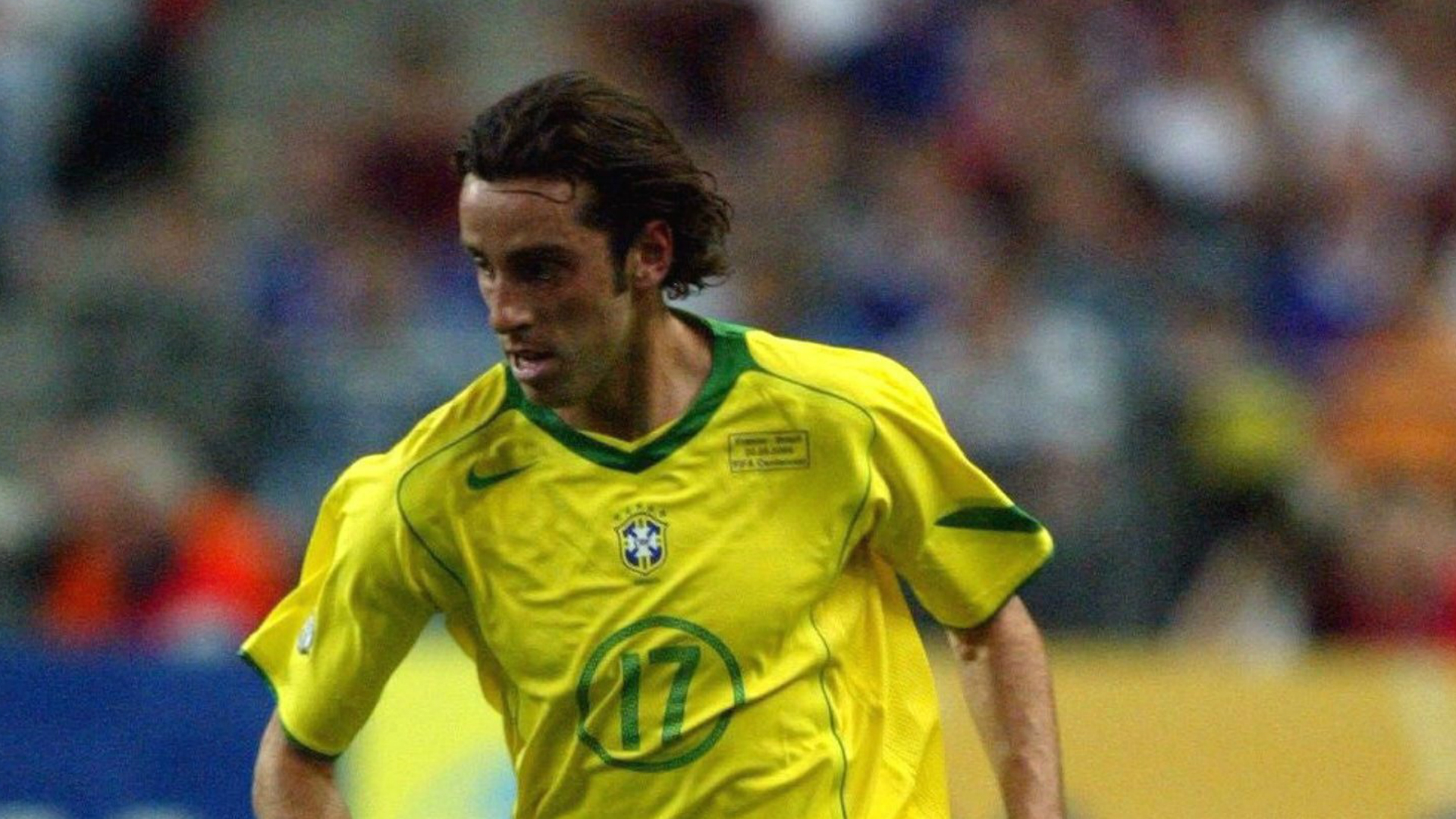 Edu France v Brazil Friendly 20052004