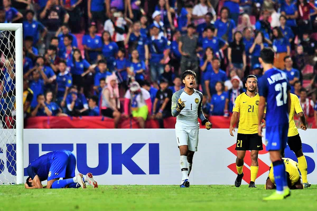 Farizal Marlias, Malaysia, AFF Championship, 05122018