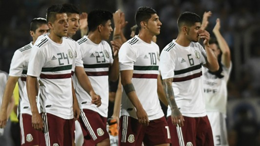 Selección mexicana 201118