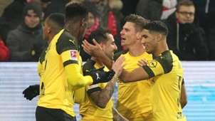 Borussia Dortmund Alcacer Piszczek 24112018