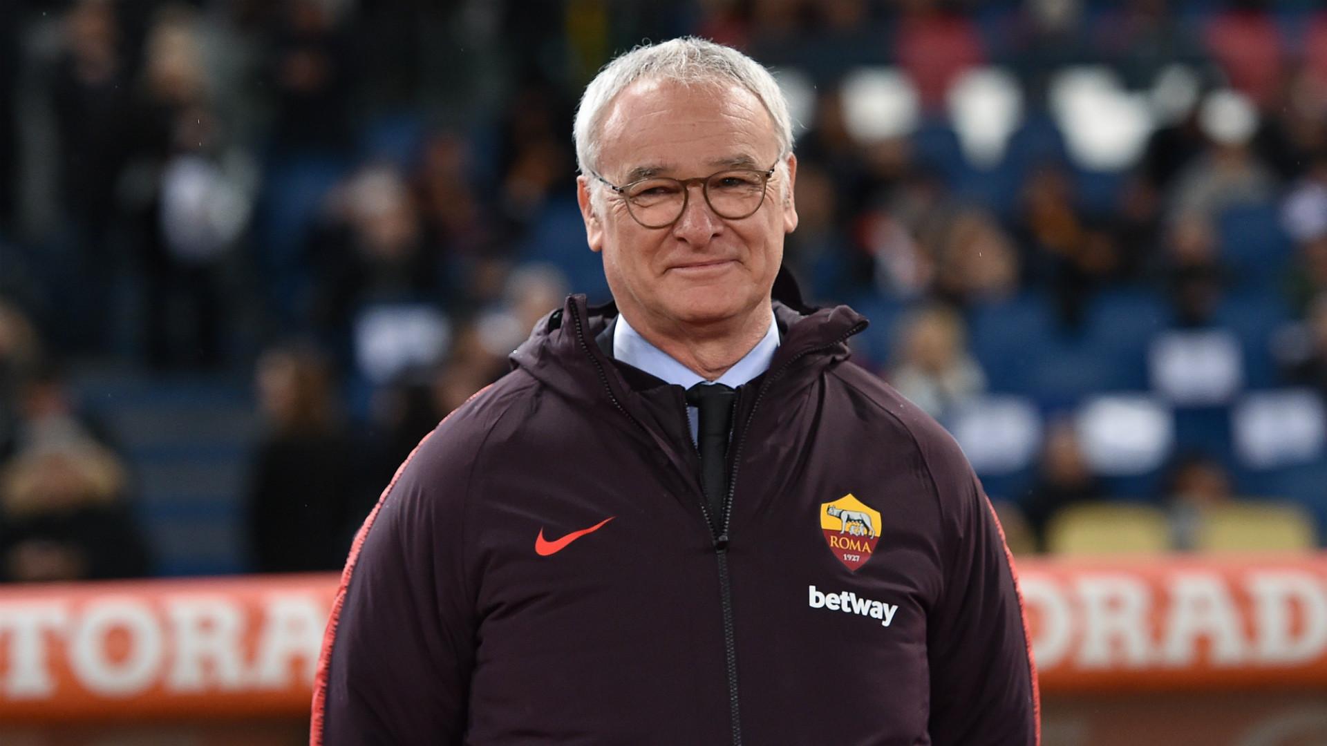 Claudio Ranieri Roma