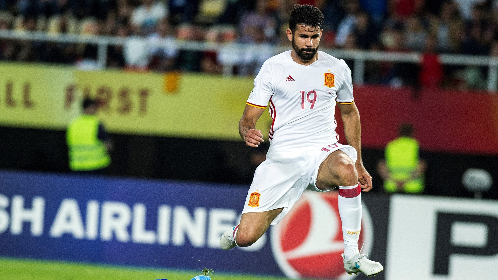 Diego Costa Spain Macedonia 11062017