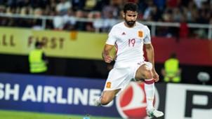 Diego Costa Spain Macedonia 11062017