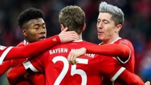 Bayern Munchen Bundesliga 12142017