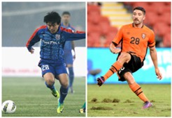 Cao Yunding Shanghai Shenhua Chinese Super League Brandon Borrello Brisbane Roar AFC Champions League