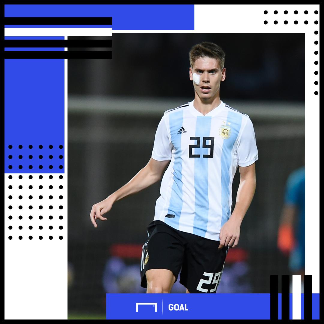 Juan Foyth Argentina PS
