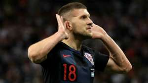 Ante Rebic Croatia World Cup 2018