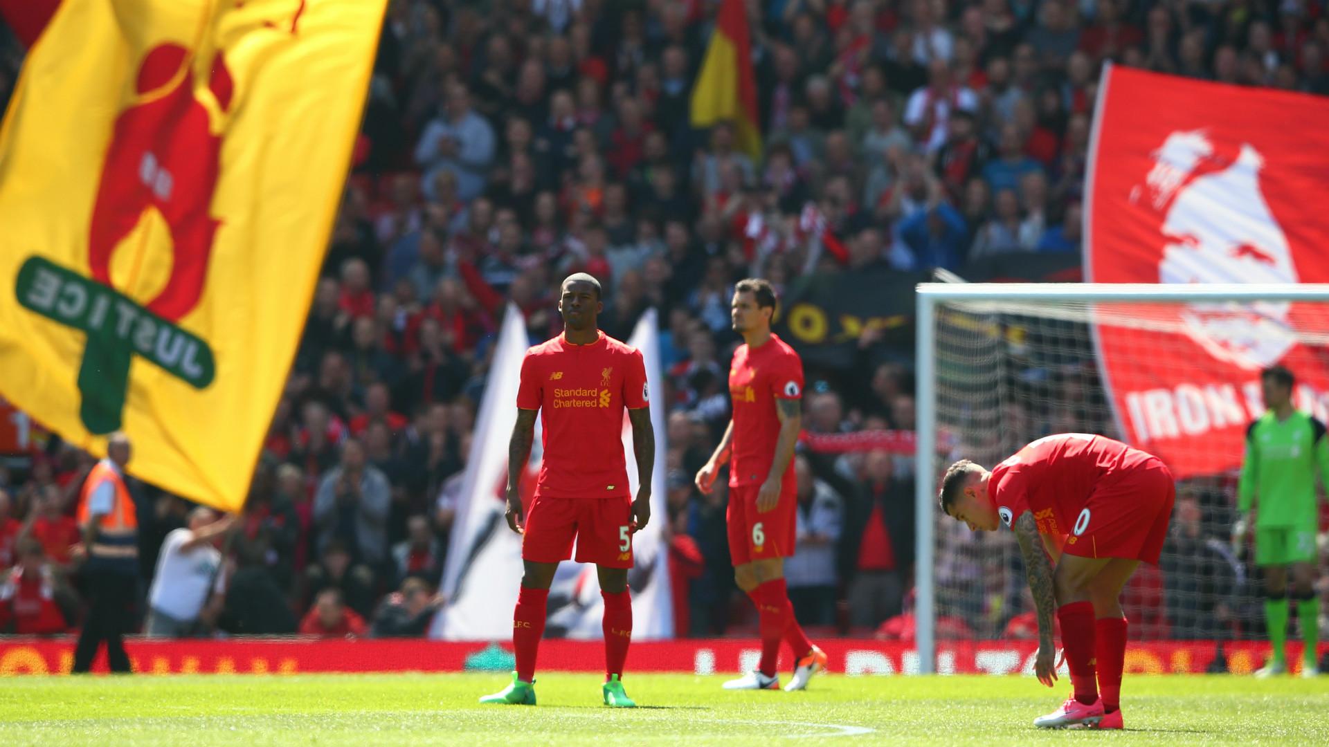 Liverpool Southampton Premier League