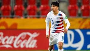 Alex Mendez USA World Cup U20