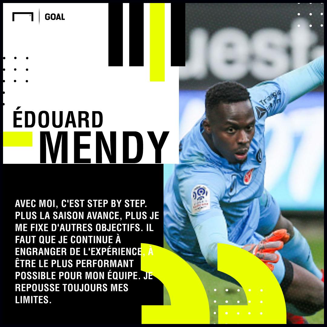 PS Edouard Mendy