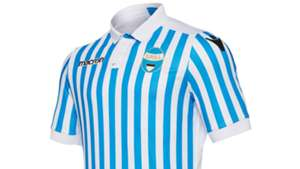 La nuova maglia della SPAL