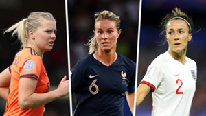 Bronze, Hegerberg and Henry shortlisted for UEFA Women's Player of the Year award