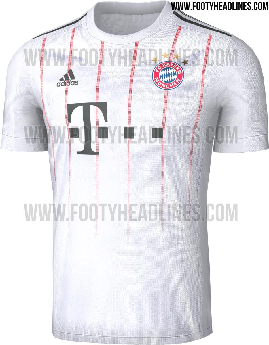 Neues Drittes Trikot Von Bayern München 201718 Goalcom