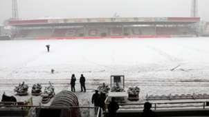Bolu Ataturk Stadyumu