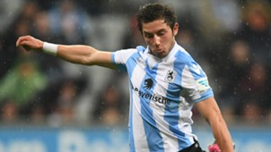 Maxi Wittek 1860 München 2. Bundesliga
