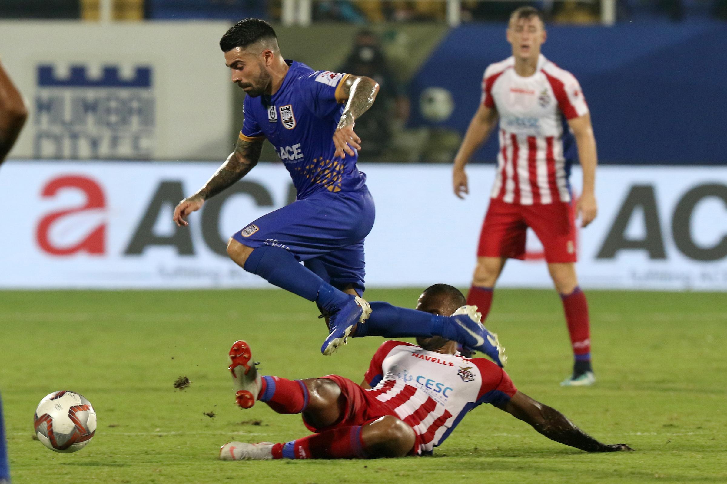 Mumbai City ATK ISL 2018-19
