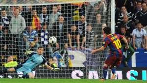 Lionel Messi Iker Casillas