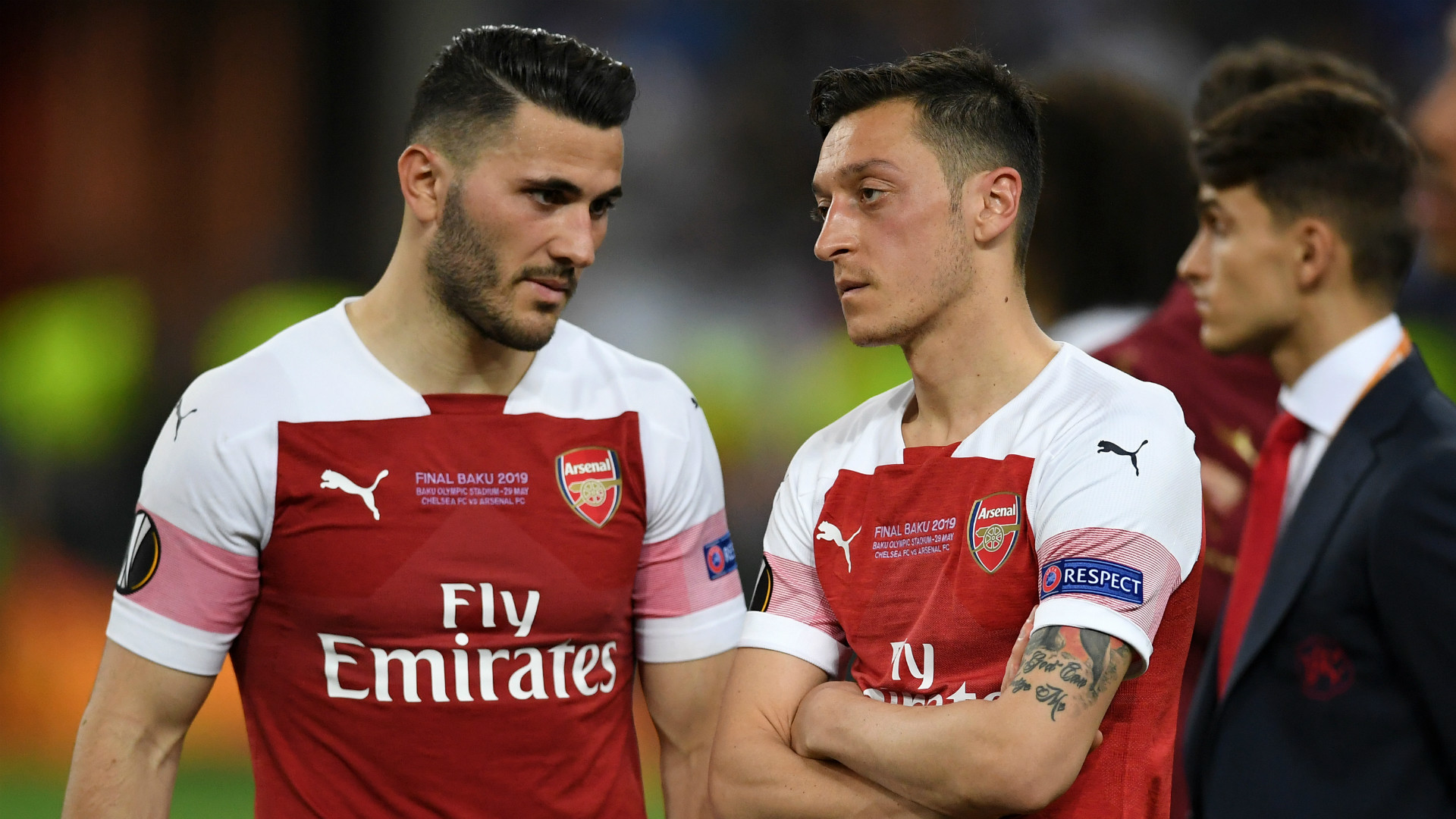 Man pleads guilty to attempted robbery of Ozil and Kolasinac