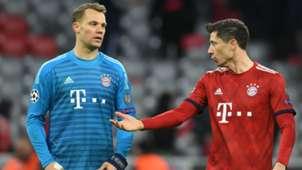 Neuer Lewandowski Bayern 13032019