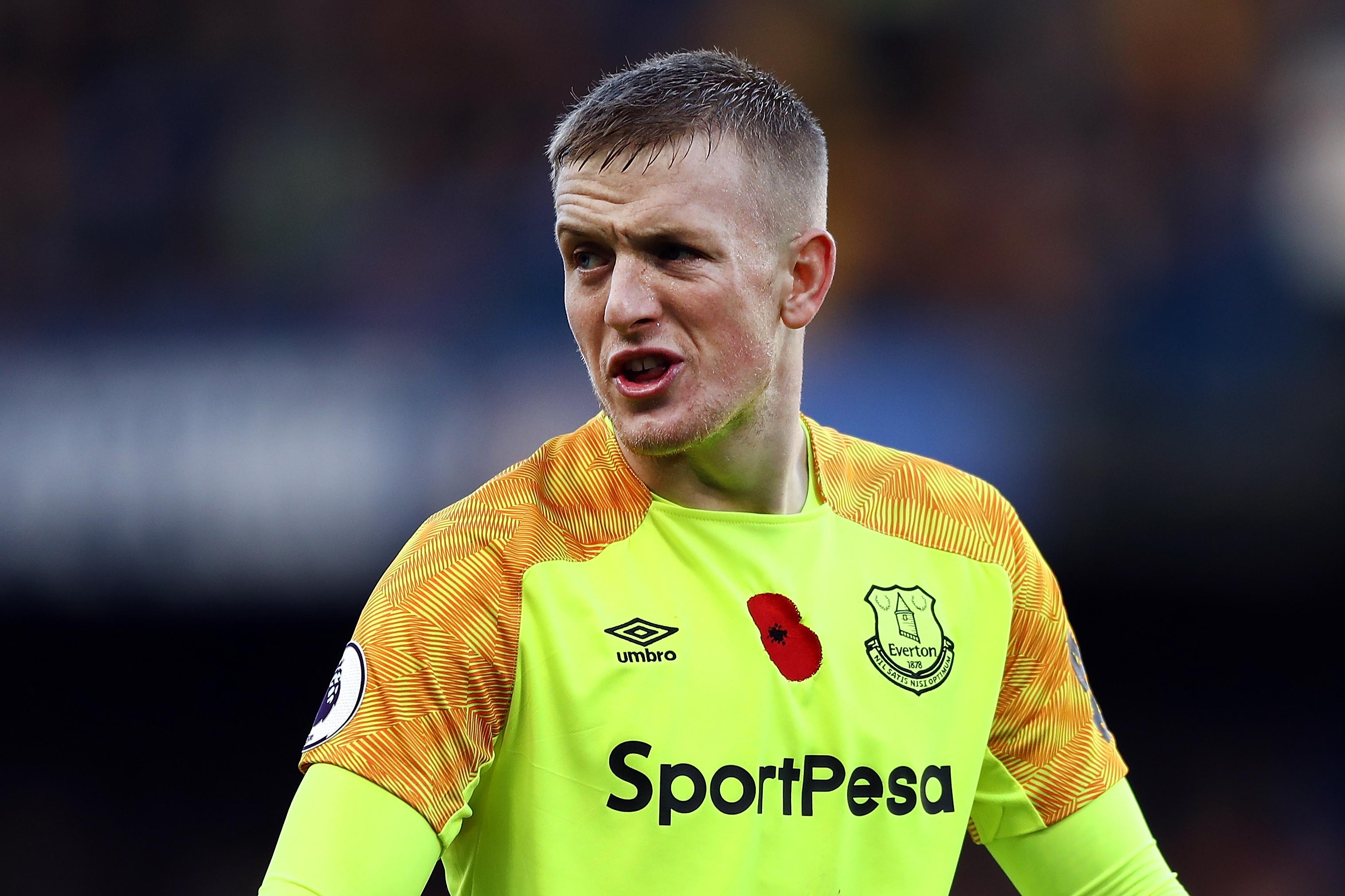 Jordan Pickford - Everton