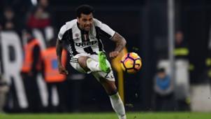 Dani Alves Juventus Palermo Serie A