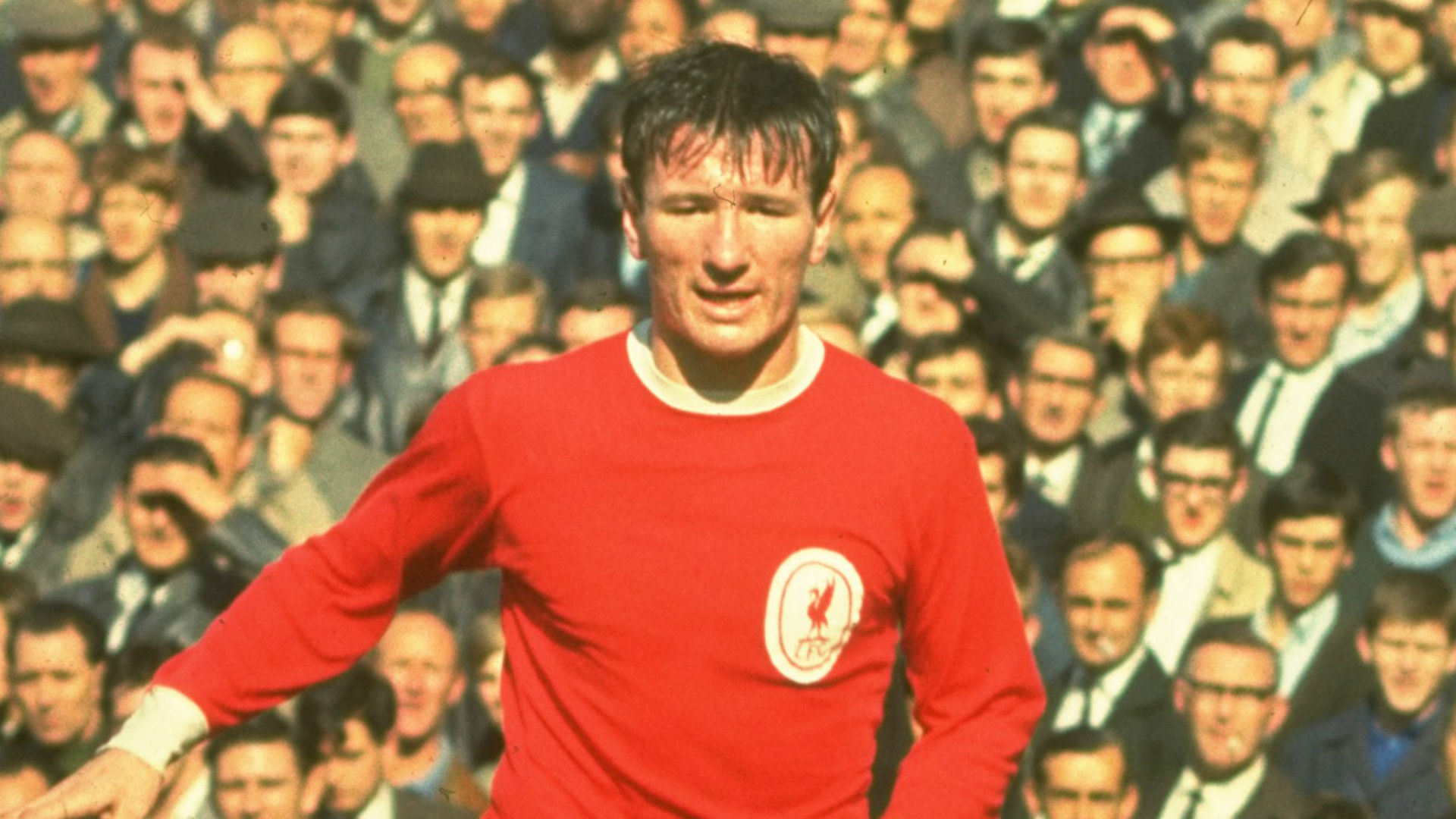 Former Liverpool captain Tommy Smith dies aged 74