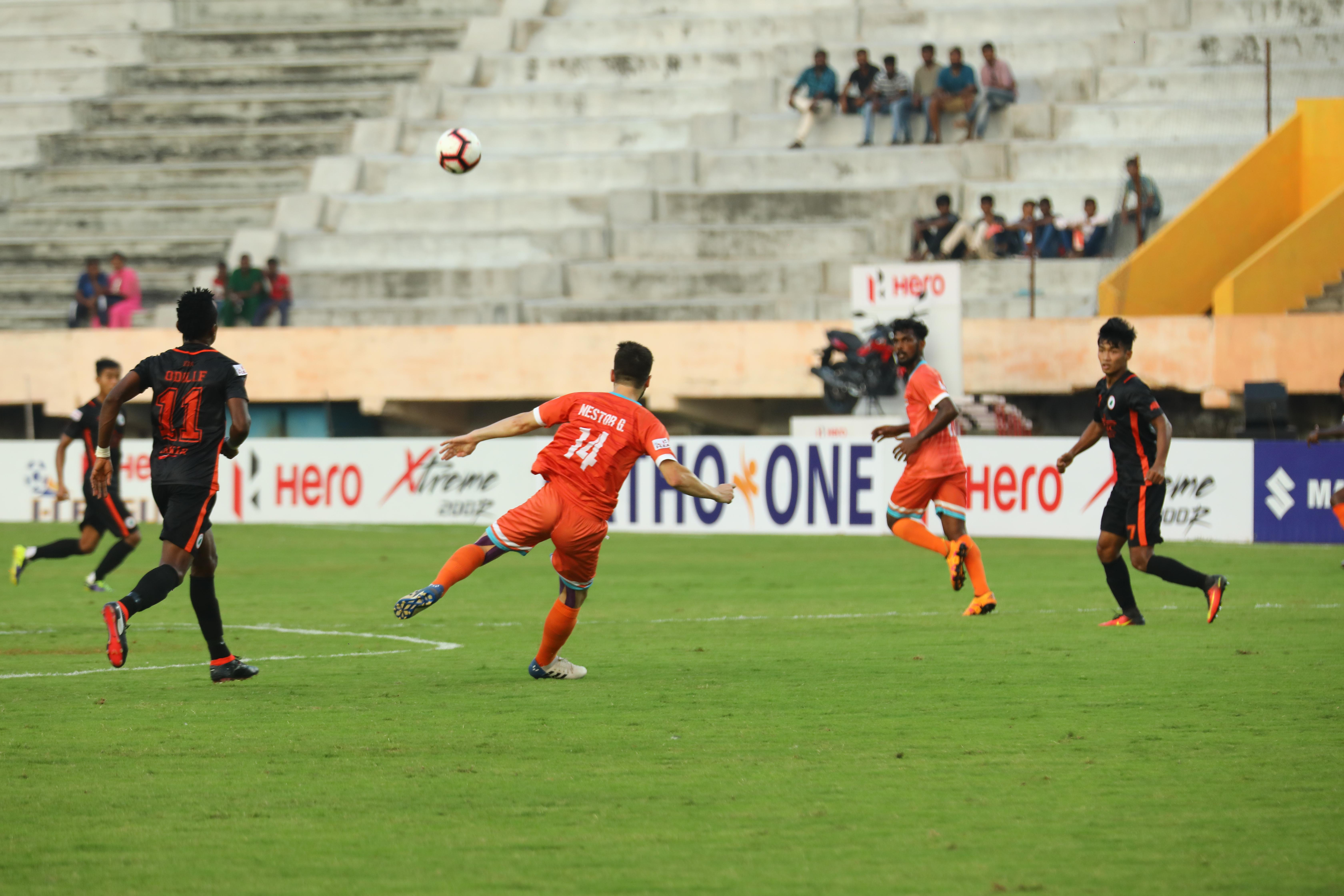 Chennai City NEROCA I-League 2018-19