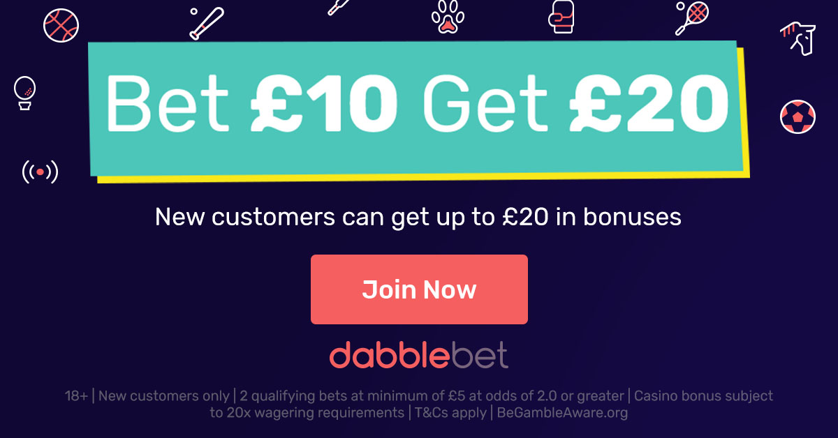 new dabblebet bet10get20 creative in article
