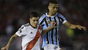 Quintero River Plate Gremio Copa Libertadores 23102018