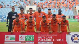 SHB Da Nang V.League 2018