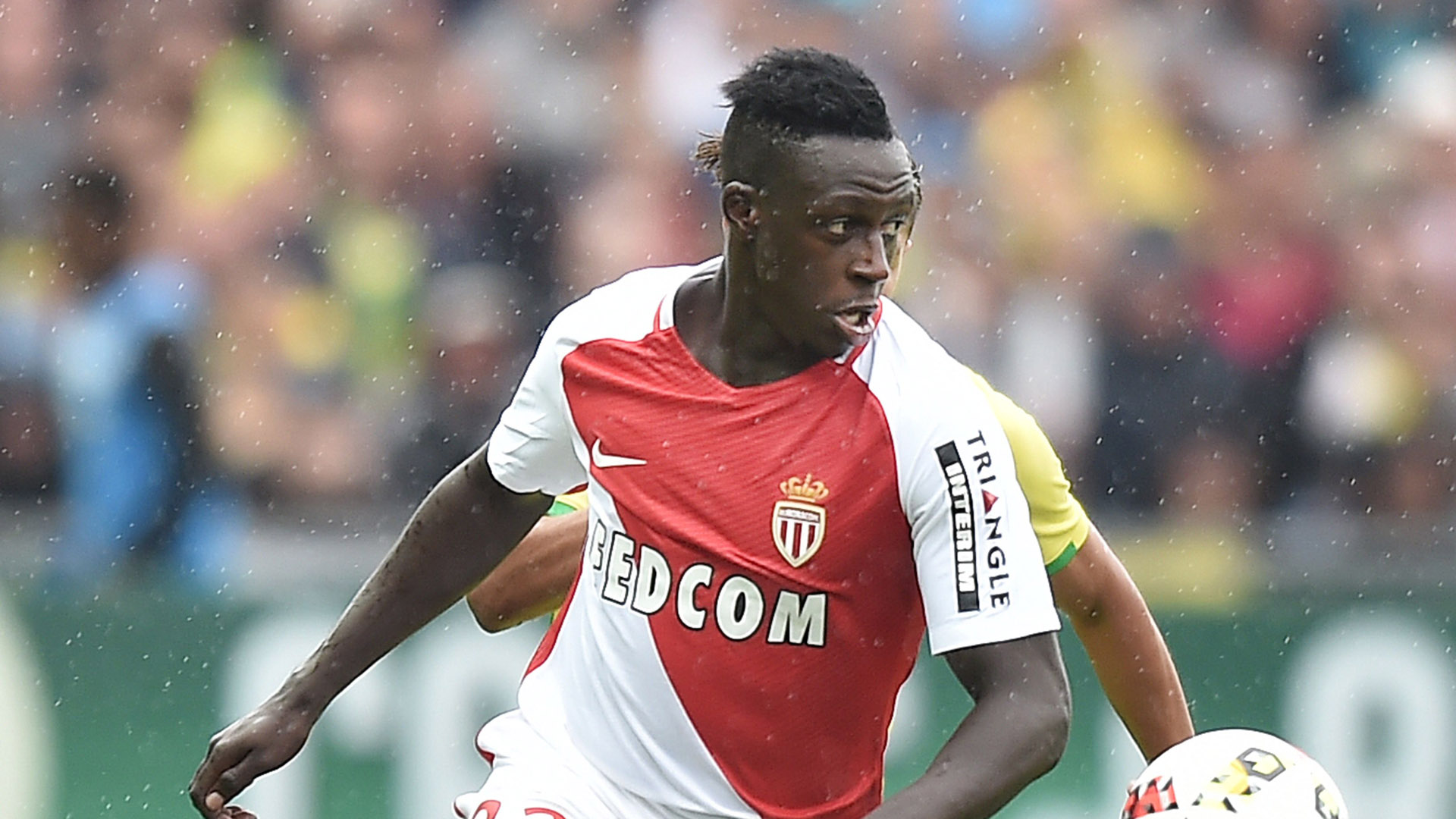 Benjamin Mendy Monaco Ligue 1