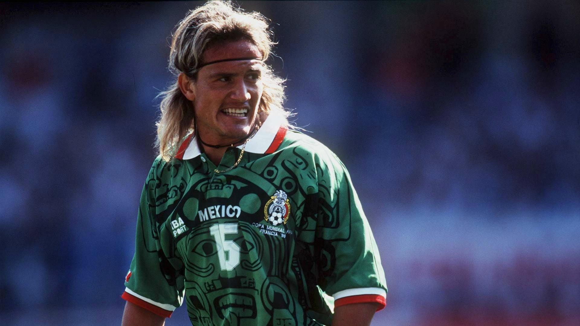 Luis Hernández México 98