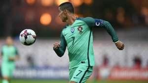 Cristiano Ronaldo Portugal Latvia