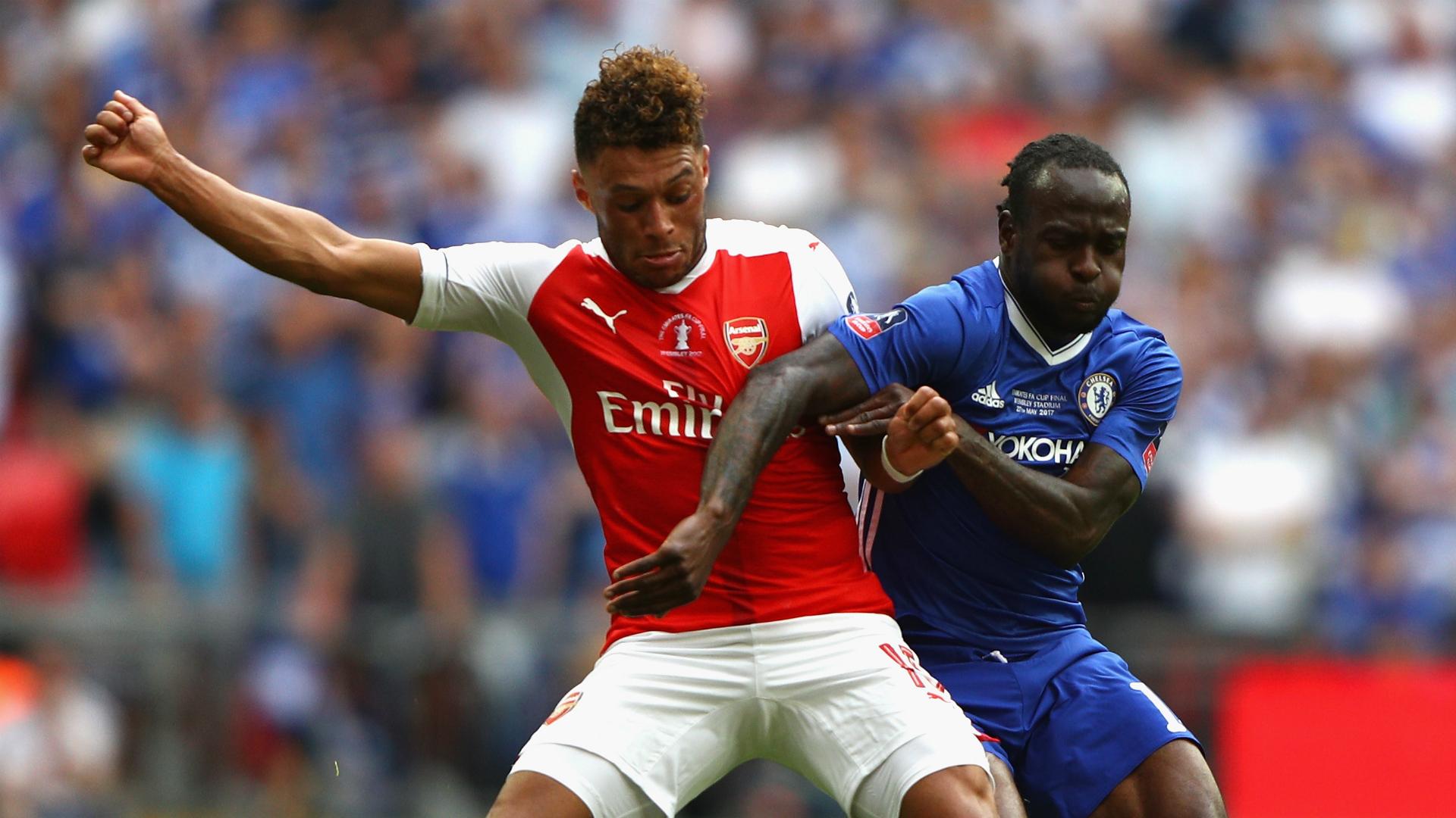 Oxlade-Chamberlain Arsenal Chelsea FA Cup
