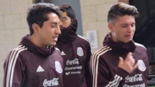 Omar Govea Jonathan González Selección mexicana 210318
