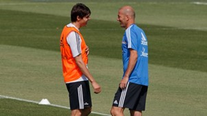 Kaka Zidane Real Madrid