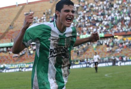 Gio Moreno en Atlético Nacional