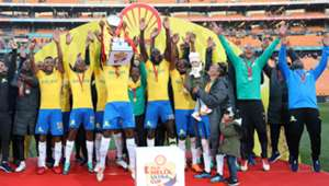 Mamelodi Sundowns, Shell Helix Ultra Cup, July 2018
