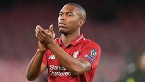 Daniel Sturridge Liverpool 2018