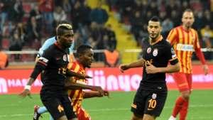 Kayserispor Galatasaray Onyekuru Belhanda 111018