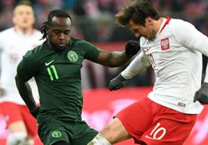 Victor Moses: 7/10 - He was the most active player in attack but his set pieces and deliveries didn't bring any spark. He won a penalty after being tripped in the box by Marcin Kaminski in the 61st minute and he converted coolly.