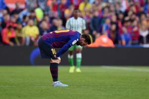 Messi Barcelona Betis LaLiga