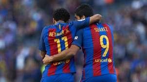 Neymar Suarez Barca 06052017